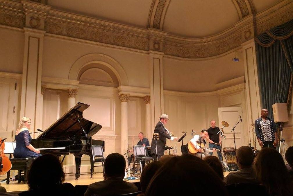TheaterByte's Review of FLOW Live at Carnegie Hall
